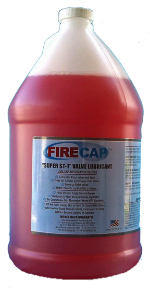 Fire Cap Plus | Valve lube | sticky valves